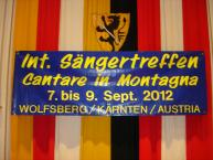 Cantare in Montagna 2012